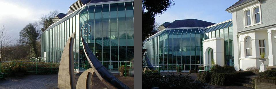 tracey architects derry | ardhowen theatre