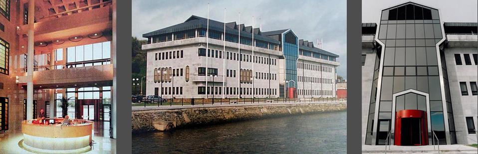 tracey architects derry | derry city-council offices