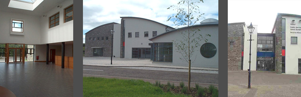 tracey architects derry | milford district offices