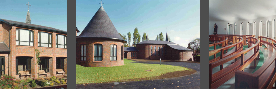 tracey architects derry | poor clares monastary belfast