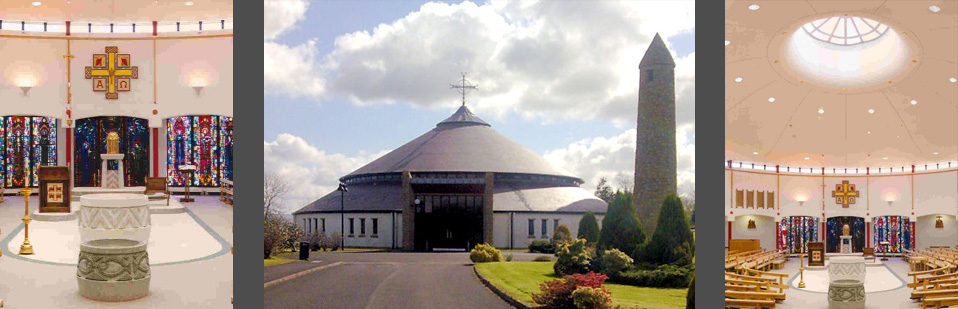 tracey architects derry | st josephs church dunloy